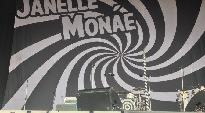 Høydepunktet på Øya: Janelle Monáe