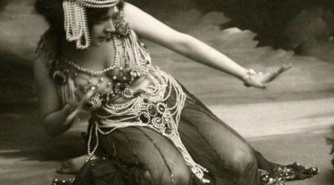 Salome-skolen III: Hun som gjorde Salomes dans til sin