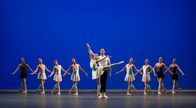 George Balanchine: Concerto Barocco