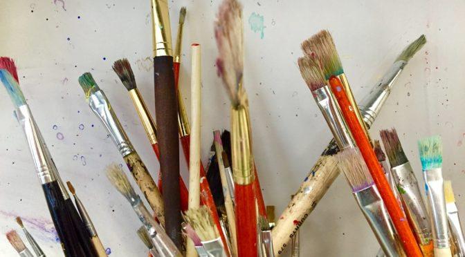 Flørt mellom kunstnere og kjønnsforskere